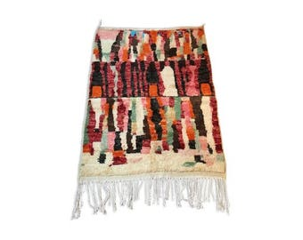 Free Shipping! BOUJAAD Rug 6.2'x4.' - Piece of Collection