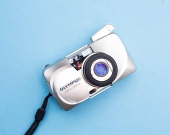 Olympus MJU Zoom 140 Compact Camera