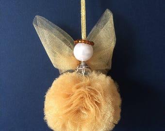 Christmas Angel - Gold