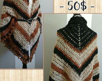 Various shawls