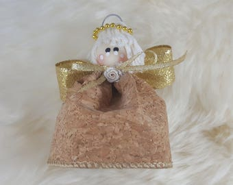 Angel Dolls: Adorable Cork Dolls