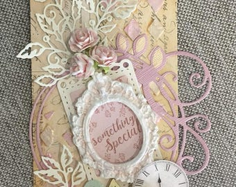 Large Handmade Gift Tag - SOMETHING SPECIAL