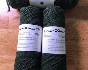 Essential Elements 3 ply Worsted - Mossycup