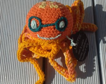 Octopus plush ~ Lucy