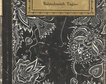 SALE!  VINTAGE BOOK - Fireflies by Rabindranath Tagore