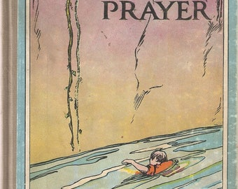 VINTAGE BOOK - Tubby's Prayer, by Walter Schulette  - A Mission Band Story for Boys