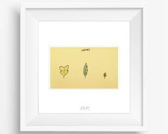 CRUM | Leaves
