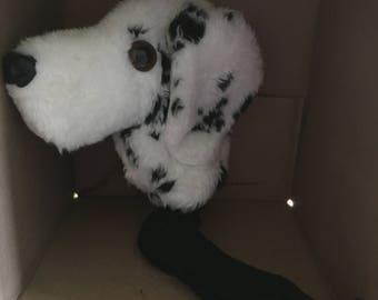 Dalmatian Golf Head Cover