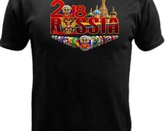 World Cup Russia 2018 Soccer balls
