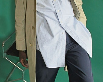 Ralph Lauren striped shirt / vintage / stripes / HCHE17-A/H-20