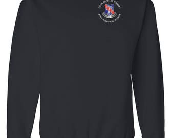 327th Infantry Regiment Embroidered Sweatshirt-3644