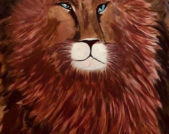 Elegant Lion