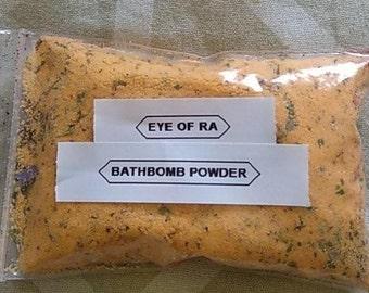Eye of Ra bathbomb