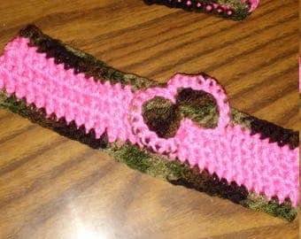 Mommy and Me matching headband Sets