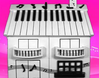 Music Jewelry Box