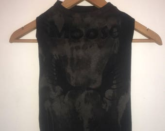 Personalised Bleached T-shirt