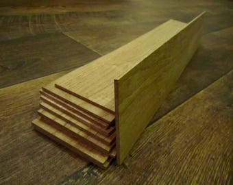 European Oak boards (4mm) X3