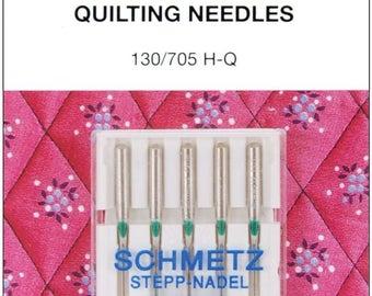 Schmetz Quilting Needle Size 75 Sewing Machine Needles