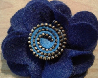 Brooch for the spring