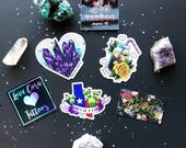 Love Cora Tattoos Sticker Pack