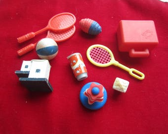 Dollhouse Toys, Tennis Rackets, #363