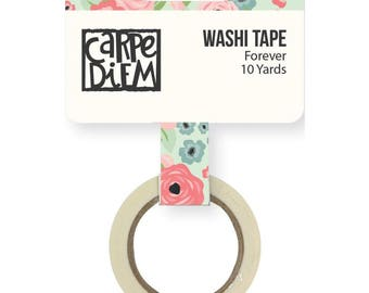 Forever Romance Washi Tape Simple Stories Floral Washi Tape (9417)
