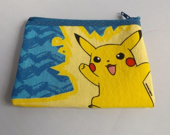Pokemon-Pikachu Coin Purse-Handmade   Nintendo