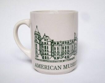 American Museum of Natural History Coffee Mug // Museum Mug