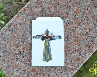 Isis Mini Print - Pocket Goddess