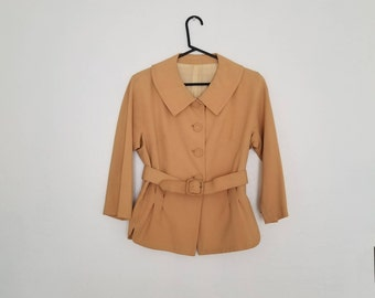 Totally Mad Men Style Jacket and Belt