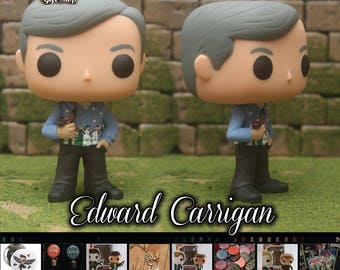 Supernatural Pagan God Edward Carrigan - Custom Funko pop toy