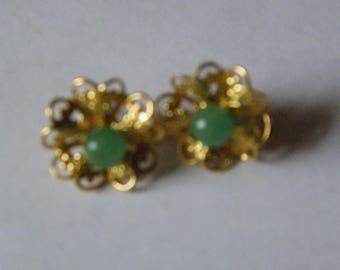 Vintage Stud Earrings  #834