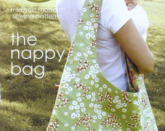 Amy Butler pattern ** Nappy Bag ** Brand new and uncut!!
