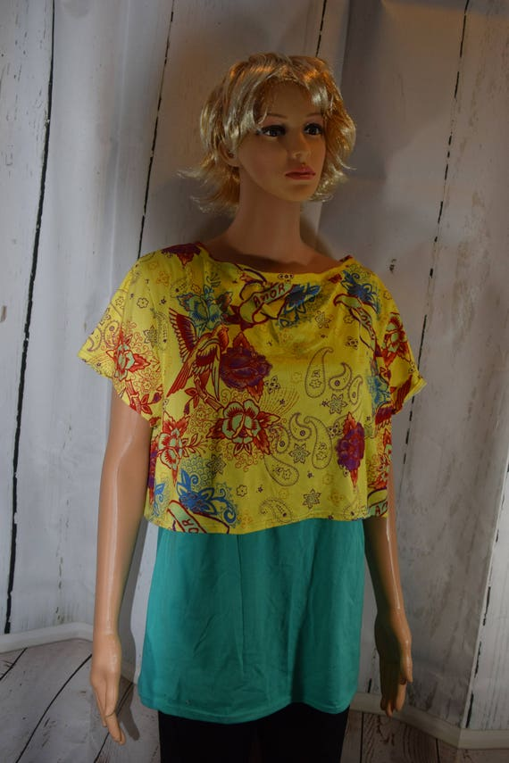 Cropped Shirt (Custom)
