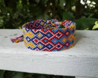 What A Waste Of A Lovely Night  La La Land Inspired Friendship Bracelet   woven bracelet