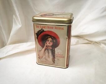 Ladies' Home Journal Tin