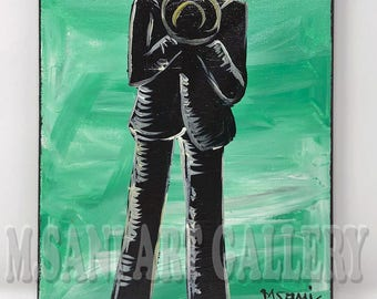 Jazz Man #6