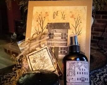 Fall Gift Box ~ Thankful