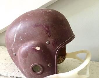 Vintage Football Helmet  Wilson