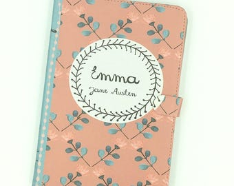 Jane Austen Emma Book iPad, iPad Air, iPad Pro case