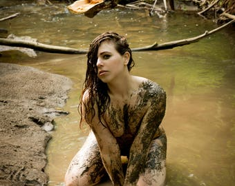 Playing in the Mud (NSFW)