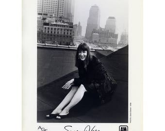 Suzanne Vega Publicity Photo 8 by 10 Inches