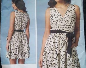 Vogue 1448 Uncut Sz 14, 16, 18, 20, 22