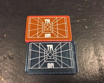 Target Lock Token - Targeting Computer - X-Wing Miniatures Game