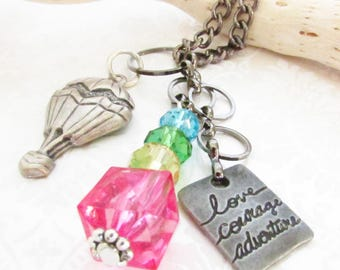 Crystal Car Charm Etsy