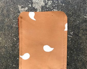 Leather Card Case Wallet