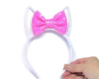Bunny Ears || Rabbit Ears Headband || Easter Headband Toddler Girl Spring Accessory