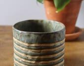 Ceramic Cups. Ceramic Tumblers. Whiskey Tumbler. Handmade Tumbler. Pottery Cup. Pottery Tumbler.