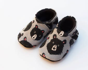 Soft Sole Baby Shoes, Toddler Shoes, Leather Shoes, Gender Neutral Baby Clothing, Baby Shower Gift, First Birthday