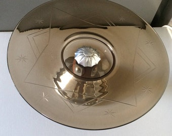 Art Deco French Cake Stand